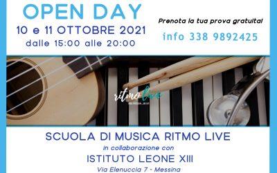 OPEN DAY SCUOLA DI MUSICA